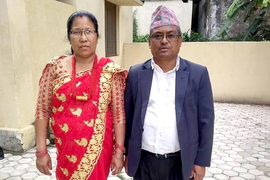 लुम्बिनी प्रदेशका मन्त्री वैजनाथ चौधरी दम्पतीलाई कोरोना संक्रमण