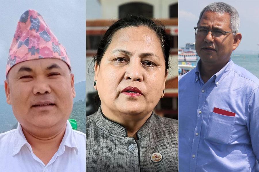 प्रदेशसभामा कांग्रेस सांसदको विरोध, कांग्रेसकै चार थारु केन्द्रीय सदस्यद्वारा भालुवाङको स्वागत