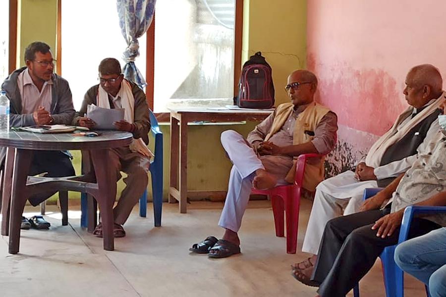 जसपा बर्दियाको एकीकरण प्रक्रिया अघि बढ्यो, चिरञ्जीबी राम थारुको नेतृत्वमा कार्यदल गठन