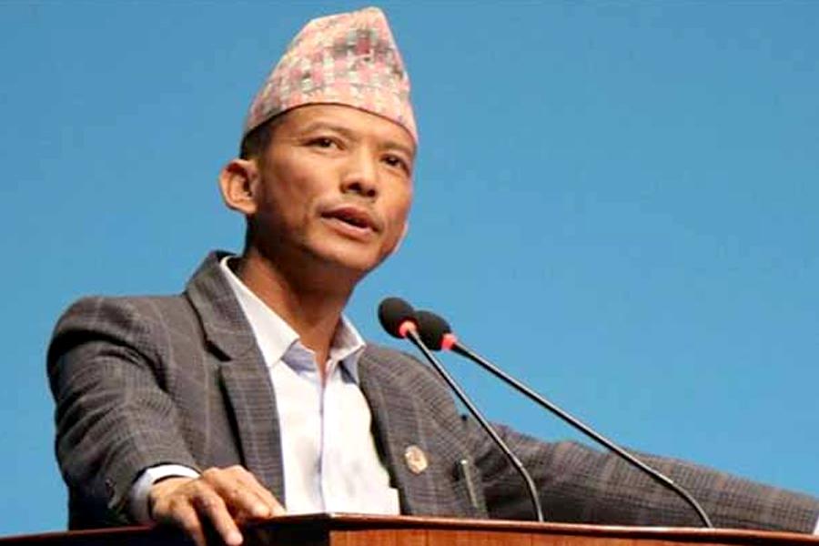 कर्णालीमा पूर्वएमालेबाट मुख्यमन्त्री बन्नु हुुँदैन : सांसद मेटमणि चौधरी