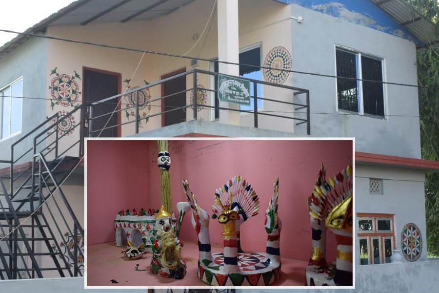 उदयपुरको बेल्हामा बन्यो थारु संग्रहालय