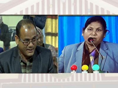 अन्ततः जसपा संसादद्वय कृष्णबहादुर चौधरी र मालामति रानाथारुबीच पदीय सहमति