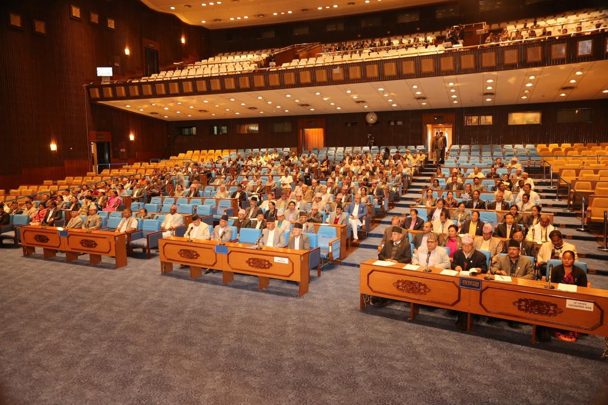 राष्ट्रपतिद्वारा संसद् विघटन, वैशाख १७ र २७ गते मध्यावधि चुनावकाे घाेषणा