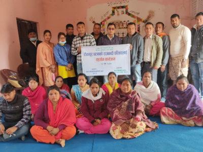 थाकस युएईद्वारा टीकापुर राजबन्दी परिवारलाई आर्थिक सहयोग