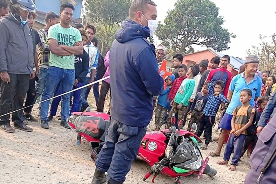 सुनसरी, रौतहट र कञ्चनपुरमा दुर्घटना हुँदा तीन जना थारुको मृत्यु