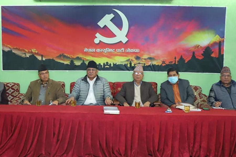 एमाले-माओवादी छुट्टिने निर्णय, माधव नेपाल एमालेमै फर्किने, प्रचण्डले माओवादी केन्द्र ब्यूँताउने