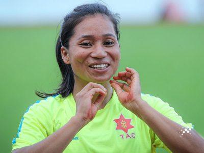 सरस्वती चौधरीको ओलम्पिक यात्रा