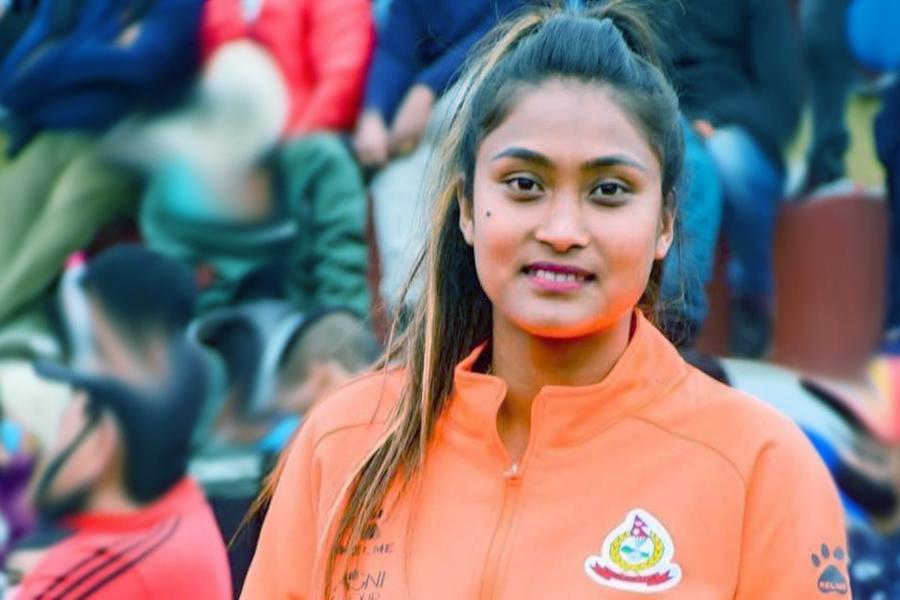 भलिबल राष्ट्रिय टिममा सरस्वती चौधरी, शान्ती थारु र मनिषा चौधरी छनोट