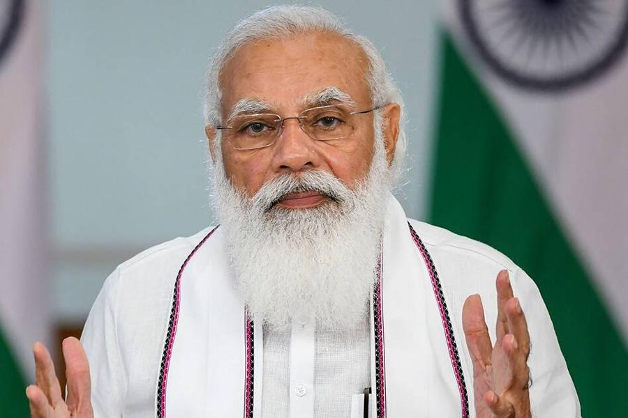 भारतीय प्रधानमन्त्री मोदीले गरे थारुहरुको प्रशंसा