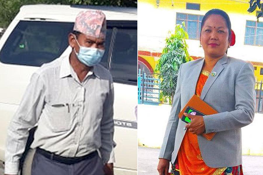 सुदूरपश्चिमका यी दुई थारु सांसद माधव नेपाल पक्षतिर लागे