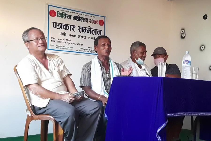 उदयपुरका थारुहरुले मागे थारू भाषालाई स्थानीय भाषाको मान्यता
